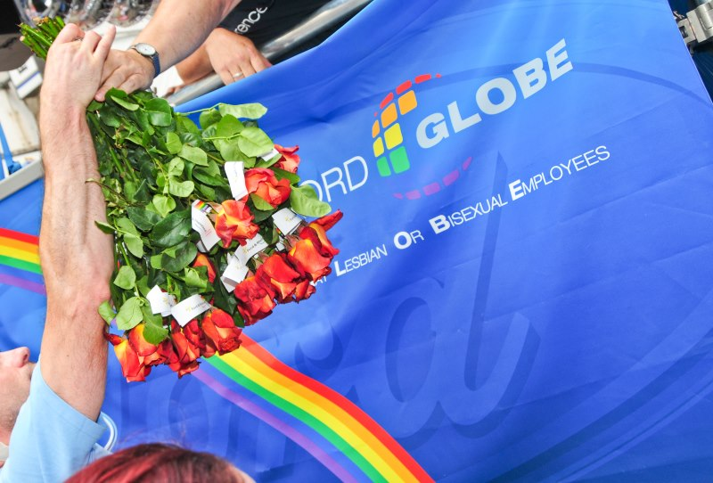 20 Jahre Ford im Christopher Street Day