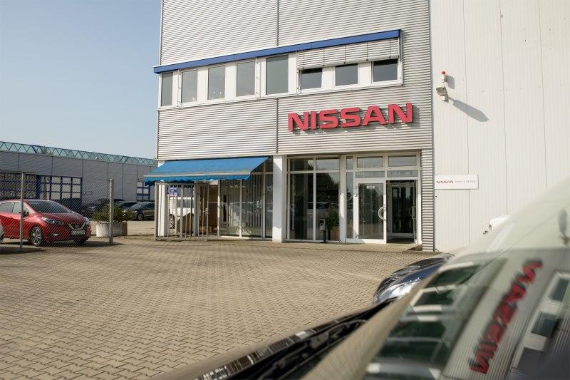 25 Jahre Nissan Service Center Luckau