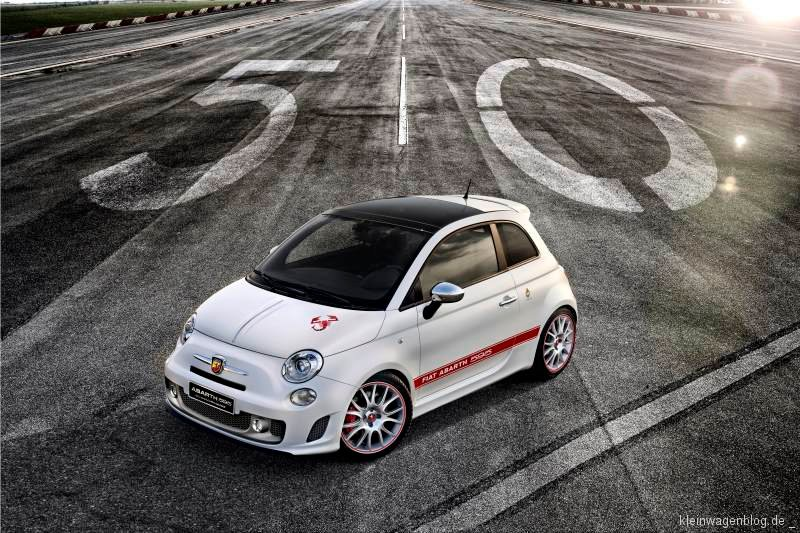 "Abarth 595 ""50th Anniversary"""
