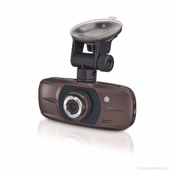 Audiovox Dashcam DVR 300 HD-GPS