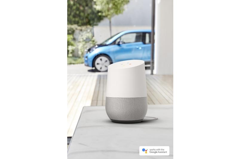 BMW Connected baut das digitale Ökosystem weiter aus - BMW ist jetzt in den Google Assistant integriert