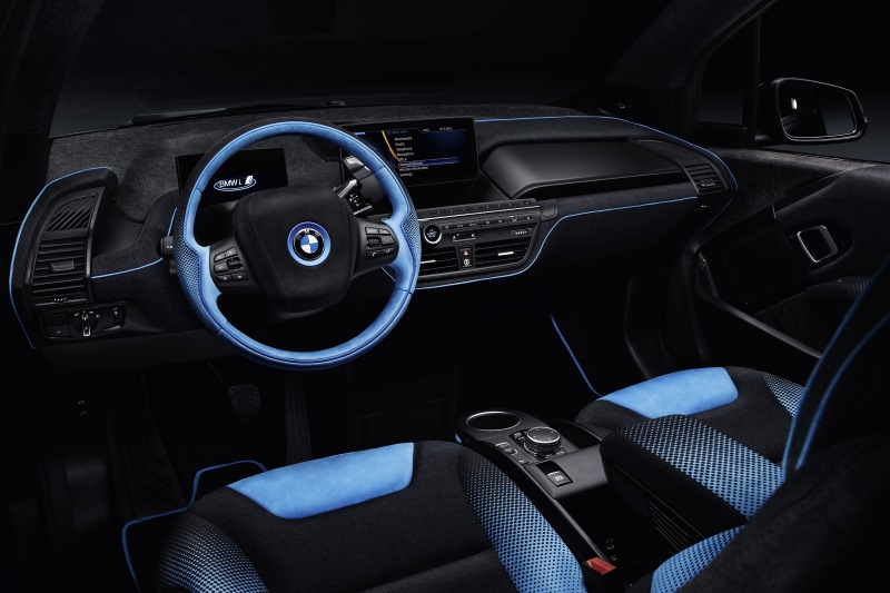 BMW i3 Garage Italia CrossFade