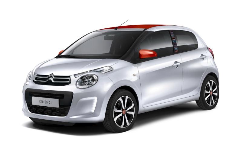 Citroën C1 Classic Open Air