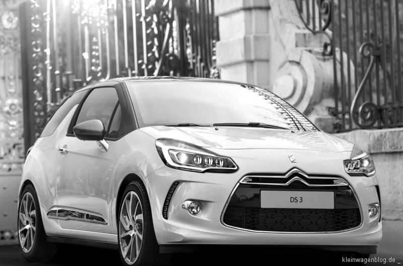 "Citroën DS3 ""So Paris"""