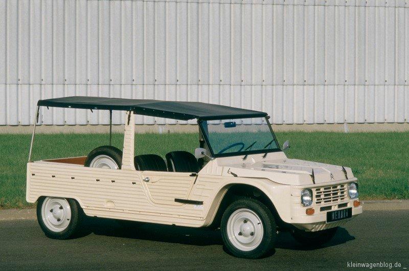 Citroën Méhari 1968-1987