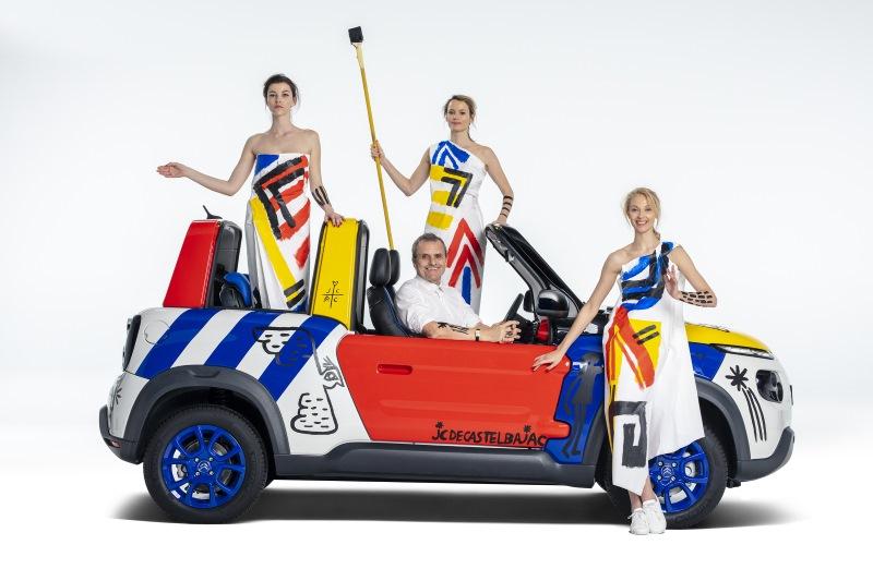 "Citroën Méhari ""Art Car"""