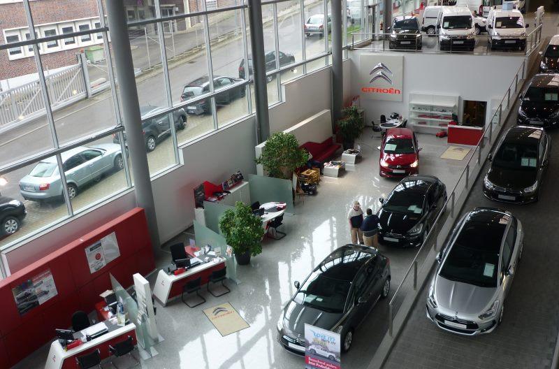 Citroën Niederlassung Stuttgart