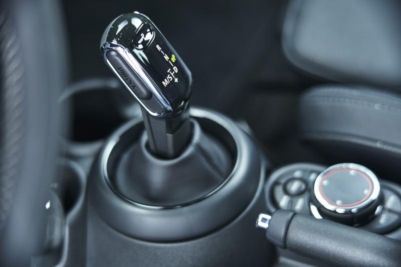 Doppelkupplungsgetriebe im MINI