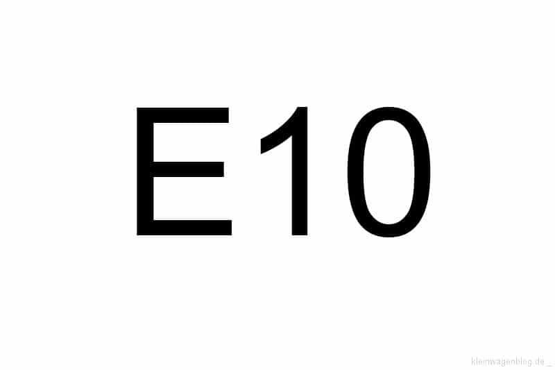 e10 als mogelpackung gleicher sprit in allen schl uchen kleinwagenblog. Black Bedroom Furniture Sets. Home Design Ideas