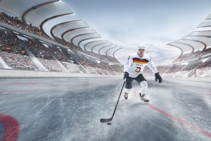 Eishockey-Nationalspieler Moritz Müller neuer Toyota-Markenbotschafter