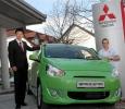 Fabian Hambüchen ist neuer Markenbotschafter von Mitsubishi Motors Deutschland