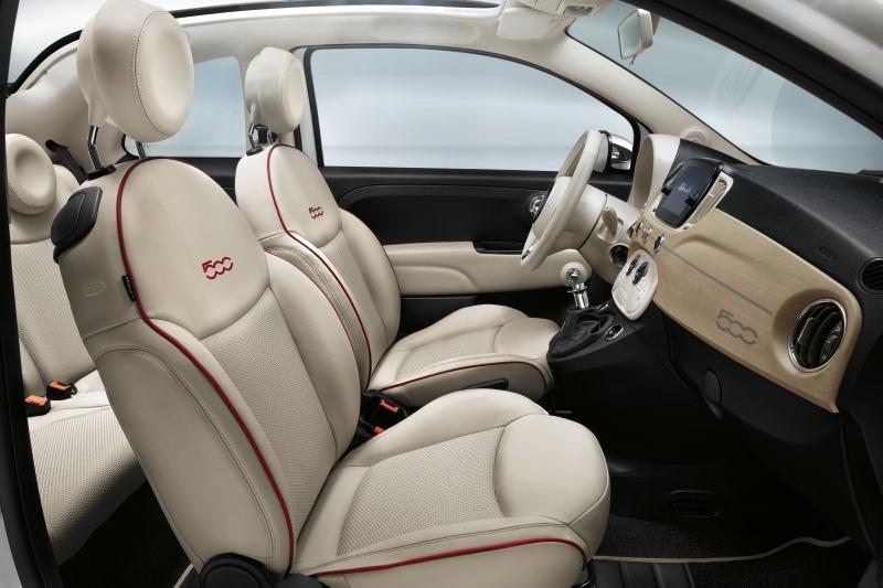 Fiat 500 Dolce Vita