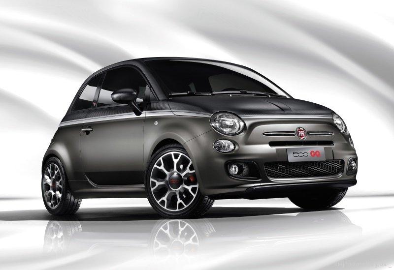 Fiat auf dem Genfer Automobilsalon 2013