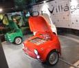 Fiat Design-Kühlschrank SMEG 500