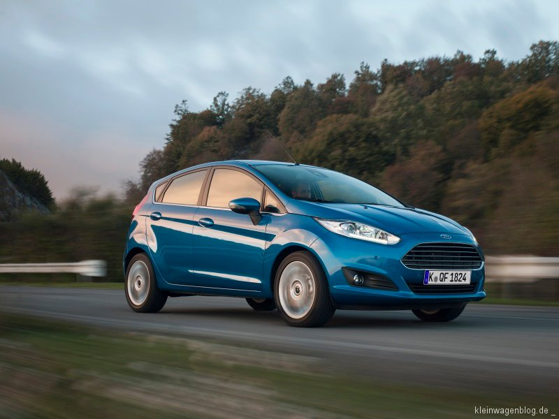 "Ford Fiesta ""SYNC Edition"""