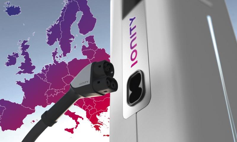 IONITY – Paneuropäisches High-Power-Charging-Netzwerk ermöglicht Elektromobilität auf Langstrecken