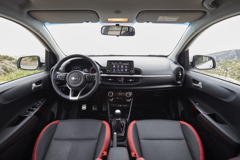Neuer Kia Picanto feiert am 1. April Marktpremiere