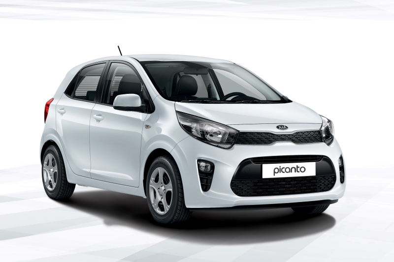 "Kia Picanto ""Edition 7 Emotion"" 2018"