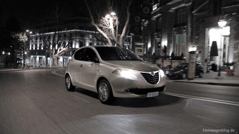 Lancia Ypsilon auf dem Genfer Salon 2013