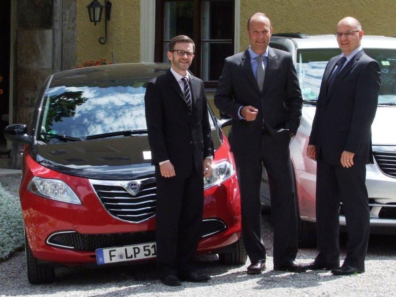 Lancia Ypsilon - Forever Living fährt Lancia