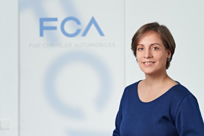 Maria Grazia Davinho, FCA