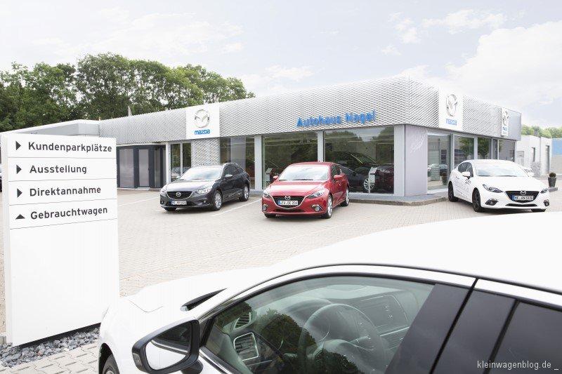 Mazda Autohäuser