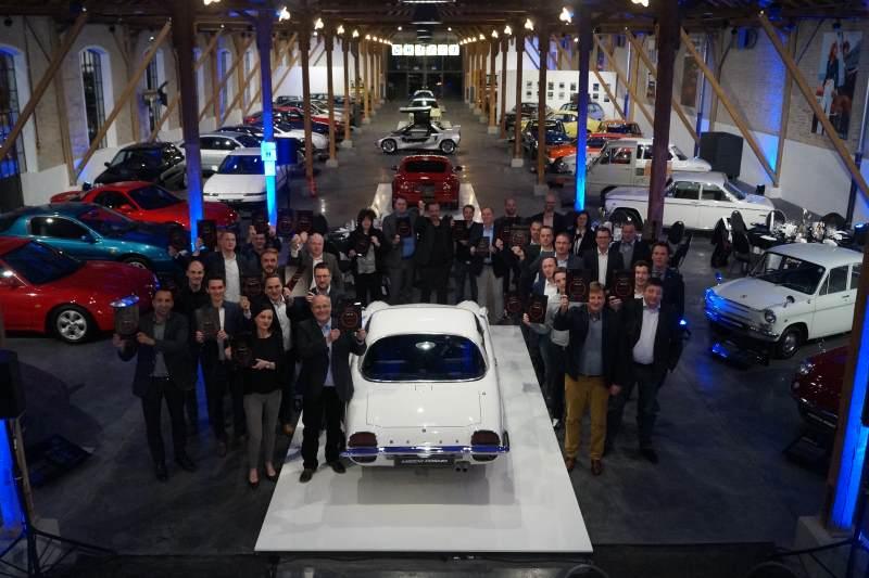 Mazda zeichnet die besten 25 Verkäufer aus