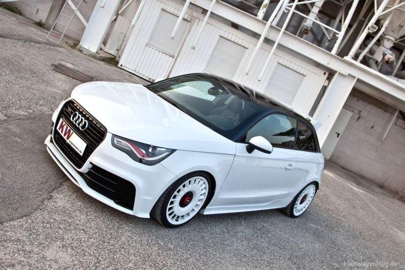 Mehr Individualität und Fahrdynamik für Audi A1 quattro