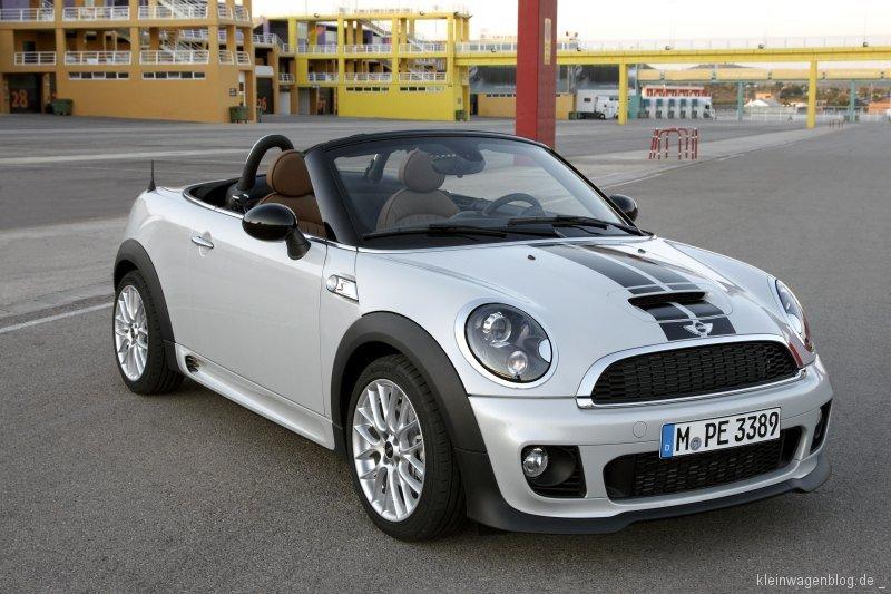 Der Mini Roadster Kleinwagenblog Informationen über Autos Bis 4