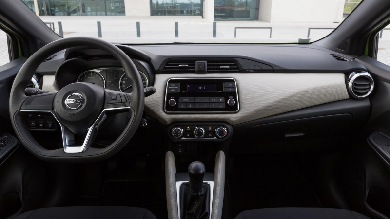 Nissan Micra 1,0