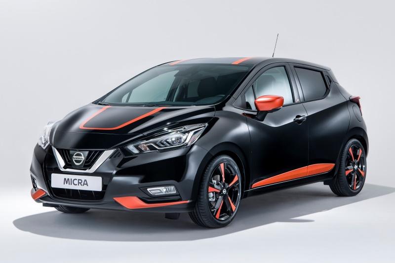 Nissan Micra als BOSE Sonderedition