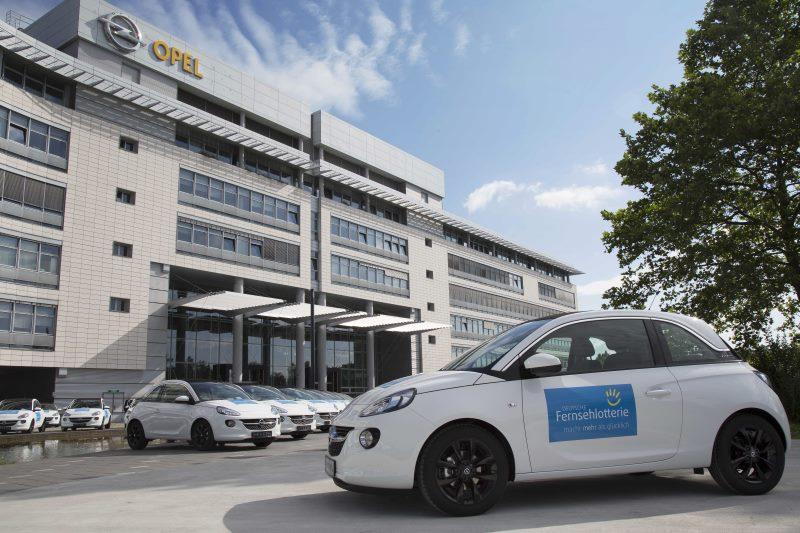 Opel Adam Air