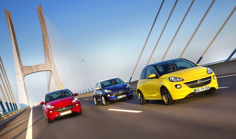 Opel Adam Unlimted