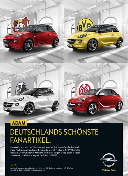opel werbespot 2015 new car release date and review 2018 amanda felicia. Black Bedroom Furniture Sets. Home Design Ideas