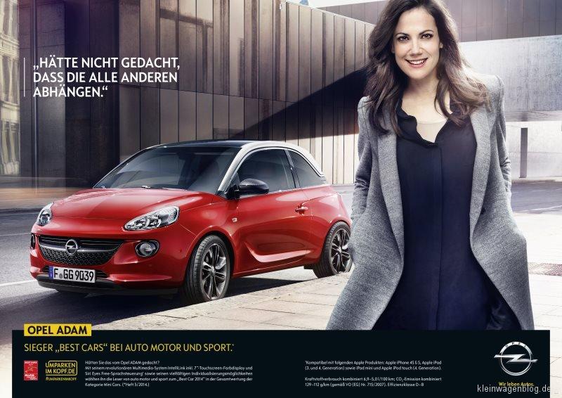 """Opel animiert in neuer Markenkampagne zum """"Umparken im Kopf"""""""
