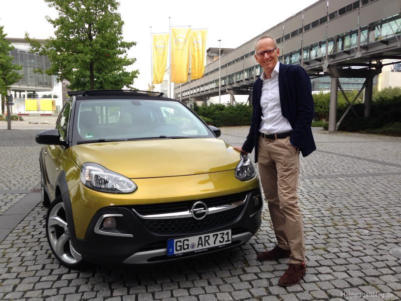 Opel CEO Dr. Karl-Thomas Neumann