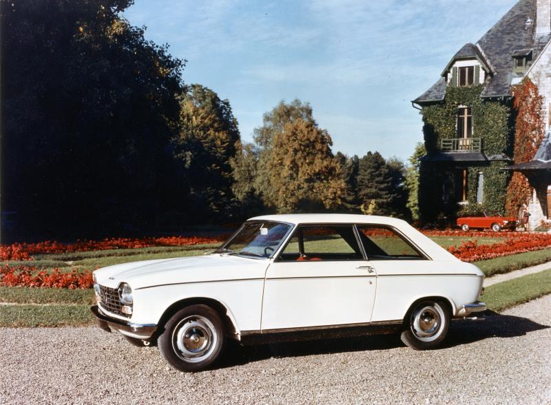 50 jahre peugeot 204 coup und cabriolet kleinwagenblog. Black Bedroom Furniture Sets. Home Design Ideas