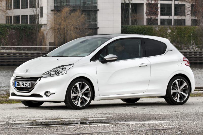 Peugeot 208, Peugeot 208 mit neuen Euro 6-Motoren, Kleinwagenblog | Informationen über Autos bis 4 Meter, Kleinwagenblog | Informationen über Autos bis 4 Meter