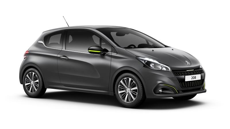 Peugeot 208, Peugeot 208 mit neuartiger Strukturlackierung, Kleinwagenblog | Informationen über Autos bis 4 Meter, Kleinwagenblog | Informationen über Autos bis 4 Meter