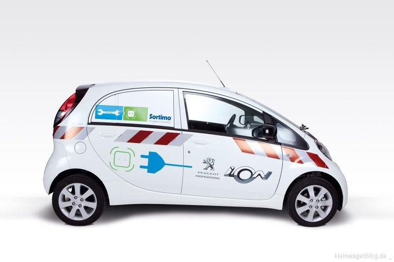Peugeot i0n Cargo