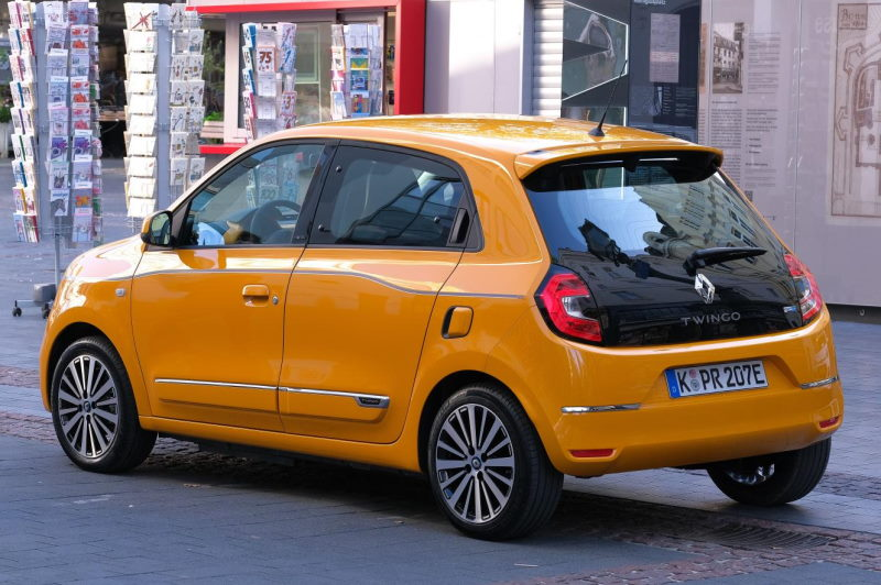 Renault Twingo Electric