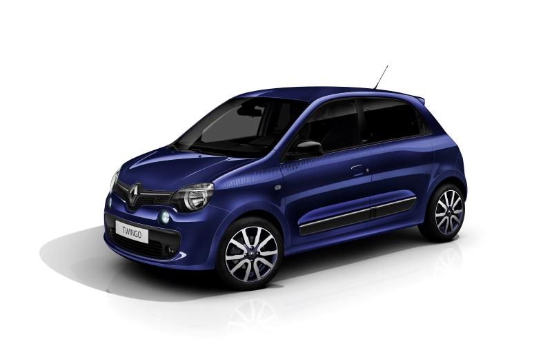 Renault Twingo ENERGY TCe 90 EDC