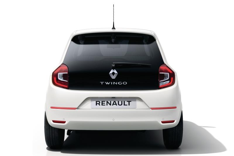 "Renault Twingo ""le coq sportif"""