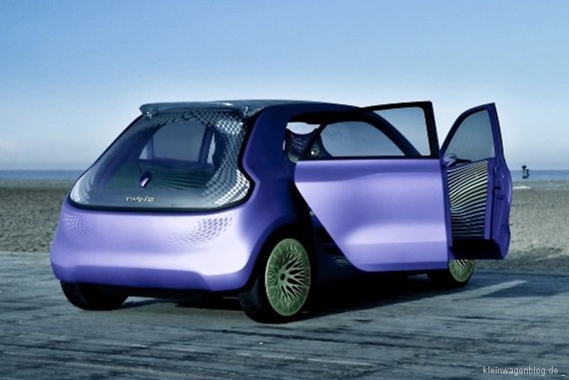 Renault Twin'Z