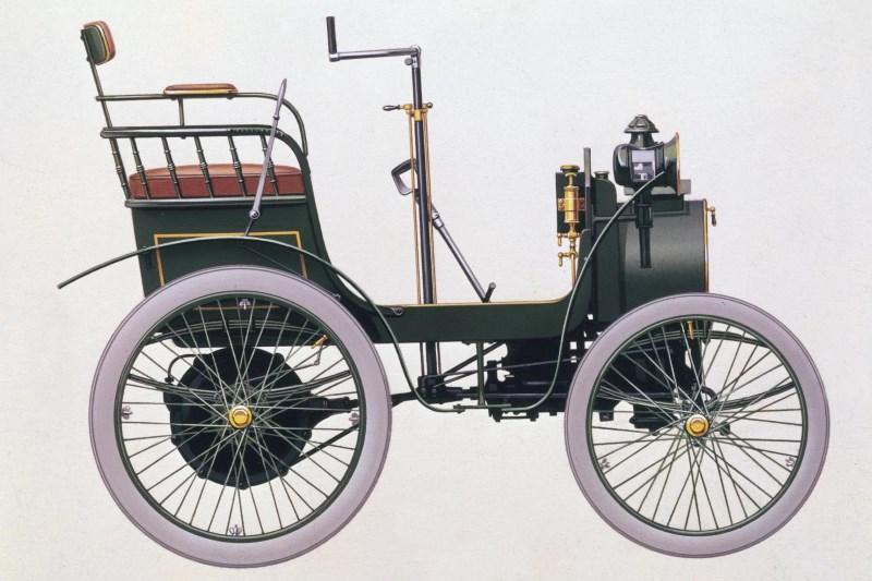Renault Voiturette 1898