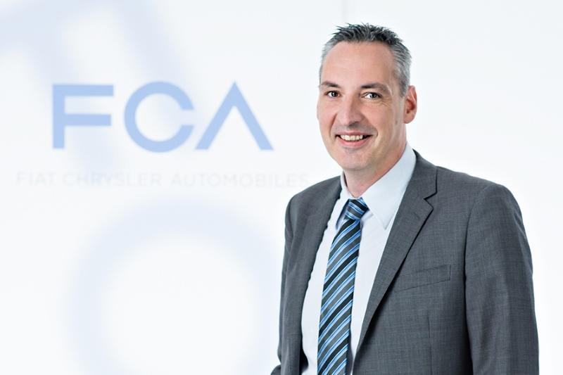 Sascha Wolfinger, FCA