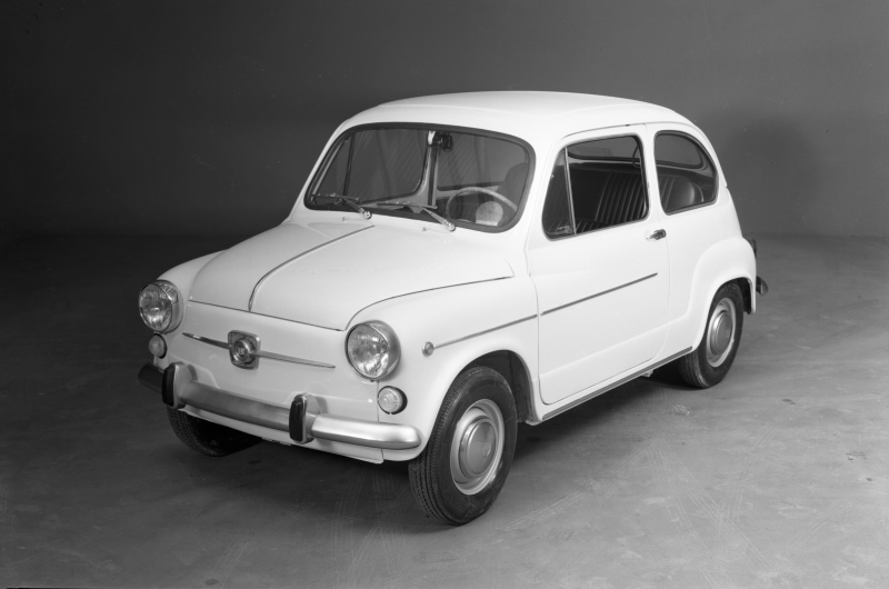 Seat 600 1957