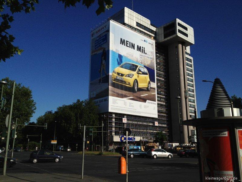 Seat Mii Poster Berlin