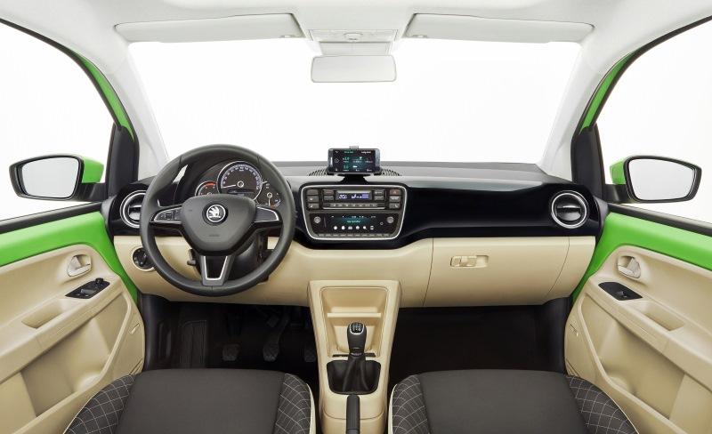 Škoda Citigo, ŠKODA CITIGO mit neuer Frontpartie und Überarbeitungen im Innenraum, Kleinwagenblog | Informationen über Autos bis 4 Meter, Kleinwagenblog | Informationen über Autos bis 4 Meter
