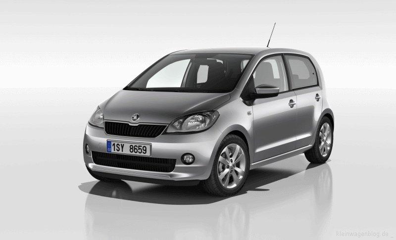 Škoda Citigo  Fünftürer